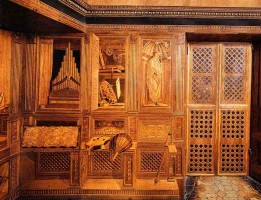 Marche music Studio Duke of Montefeltro Ducal Palace Urbino