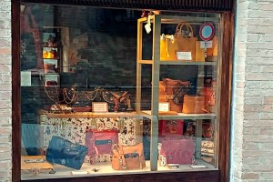 Piero Guidi bags Urbino Marche Italy