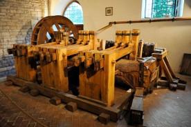 Museo della carta e della filigrana Fabriano paper Machine