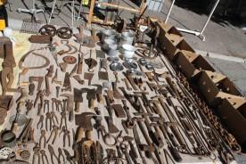 Fano Antique Market Le Marche Italy