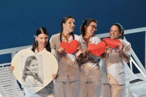 Rossini Opera Festival Emilio Sagi Il Viaggio a Reims Pesaro Marche