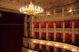 Fano Teatro della Fortuna Opera Theatre Season Marche