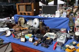 Fano flea market Marche holidays