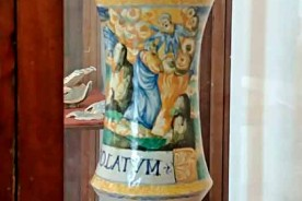 Majolica museum Marche Urbania Casteldurante