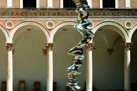Tony Cragg Urbino Ducal Palace Marche Italy Tourism