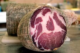 Coppa Capocollo Lonza Food Marche Italy