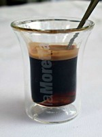 Moretta coffee Fano brandy ruhm anis Marche