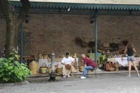 Urbino Marche Italy basket weaving festival Mani che intrecciano