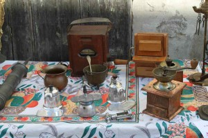 Marche antique market shopping holidays