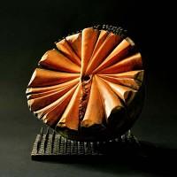Urbino Marche contemporary art Marcello Pucci ceramics sculpture