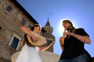 Things to do music Antique music festival Urbino Marche