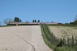 Photovoltaic cowshed Sustainable Accommodation Marche Italy