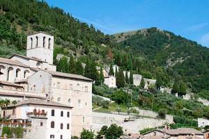 A jump into Umbria Gubbio Visit Umbria Marche