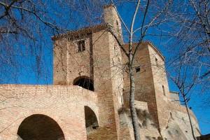 Arcevia Castles Loretello Le Marche