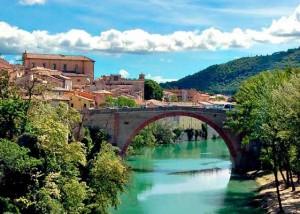 Lower Metauro Valley Fossombrone Visit Marche