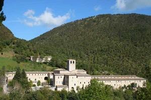 Slopes of mt Catria Fonte Avellana Visit Marche Umbria border