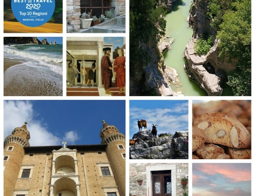 Marche: Lonely Planet Best in Travel 2020