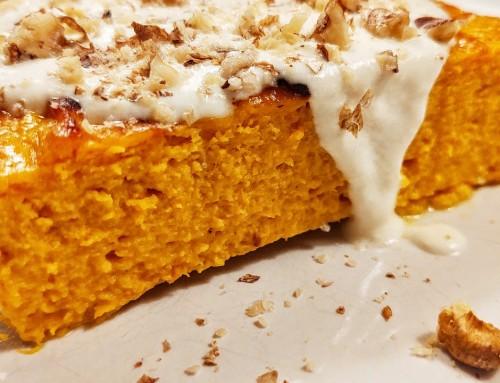 Pumpkin flan – Sformato di zucca